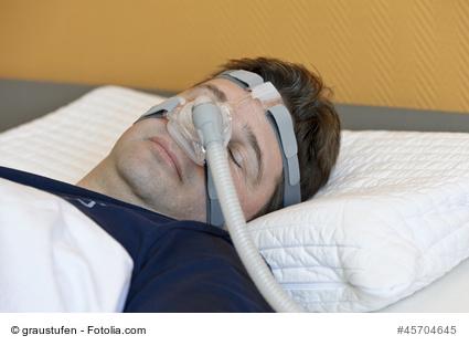 Schlafapnoe – was ist das und was hilft